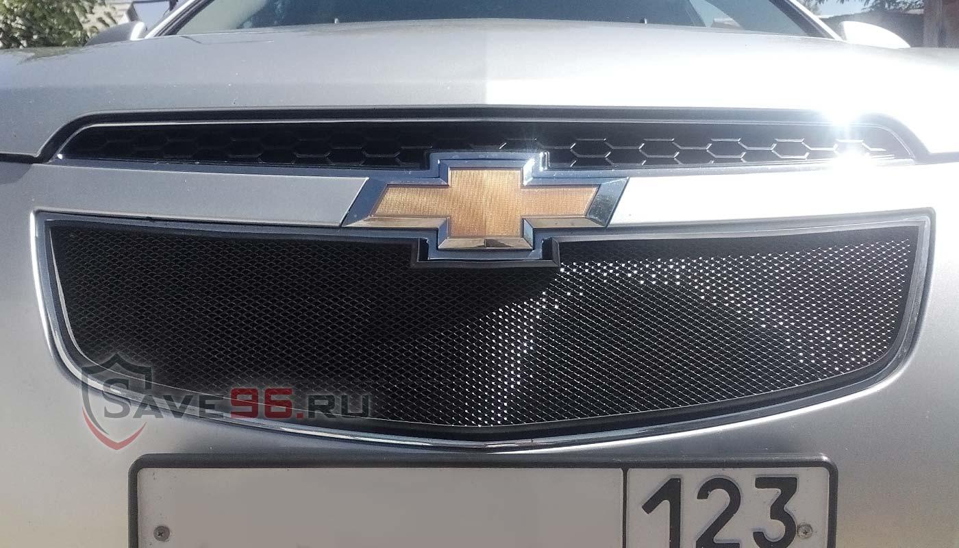 Тюнинг решетки радиатора своими руками круз 69