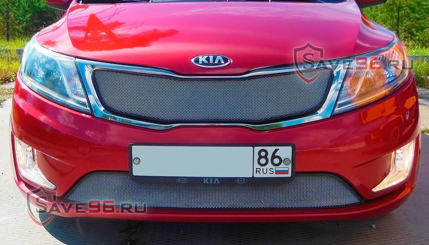 Киа Рио : новый кузов, комплектации и цены 6
